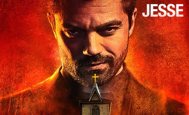 New Posters Pay Homage to Preacher Covers