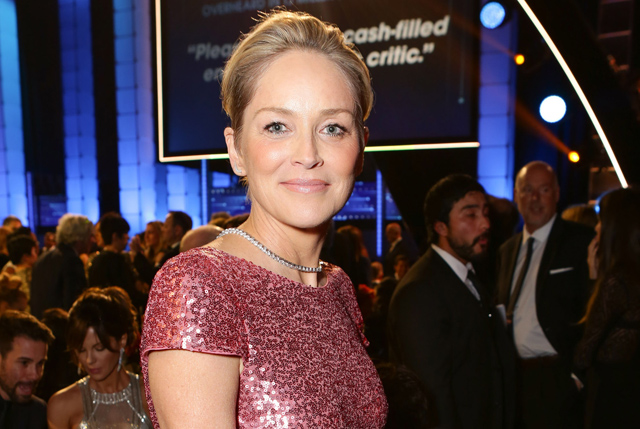 Sharon Stone Has a Role in a Marvel Film