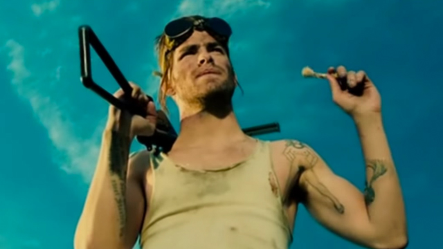 Smokin' Aces is another of the most popular Chris Pine movies.