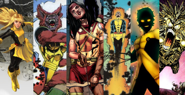 New Mutants Lineup Potentially Revealed by Director
