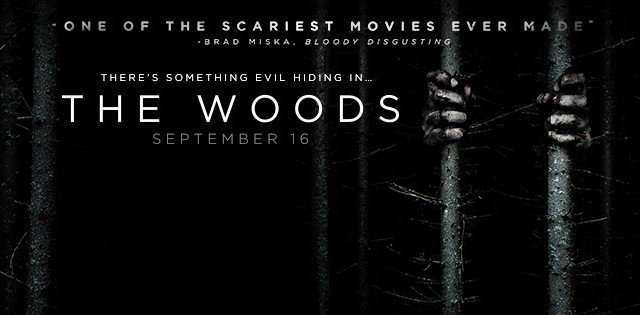 The Woods Trailer: Adam Wingard's Latest Takes You Deep in the Trees