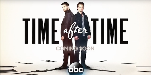 Time After Time is another of the new ABC 2016 series.