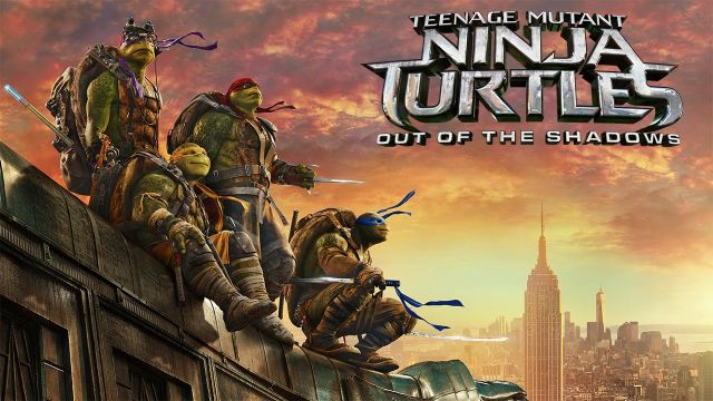 You'll Believe a Turtle Can Fly in New TMNT: Out of the Shadows Trailer