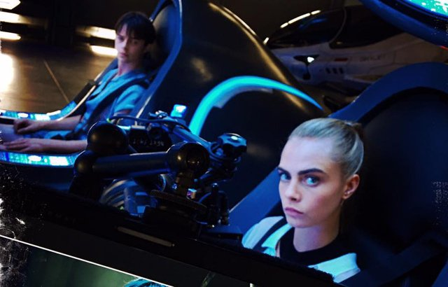 valerian set photos revealed by director luc besson