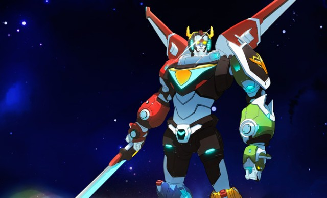 Voltron Assembles in the Official Trailer for the Netflix Series