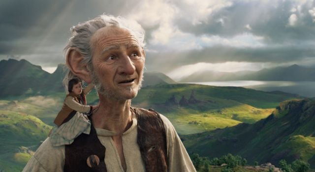 Go Behind the Scenes of The BFG with a Mark Rylance Featurette
