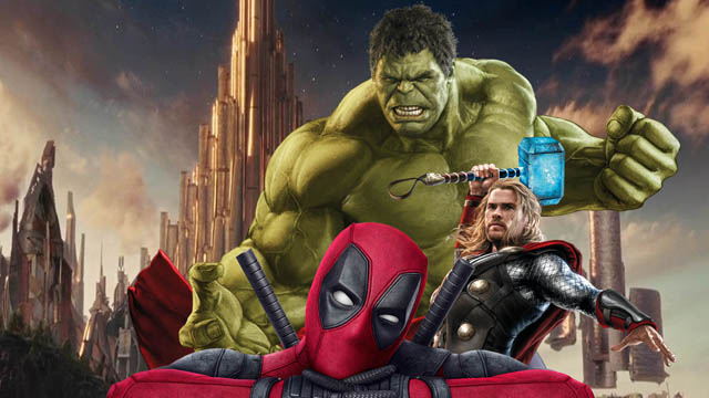 Here's some Thor: Ragnarok and Deadpool 2 filming updates.