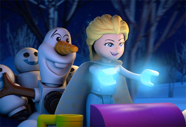 Preview New Frozen Northern Lights Animated Shorts and More!