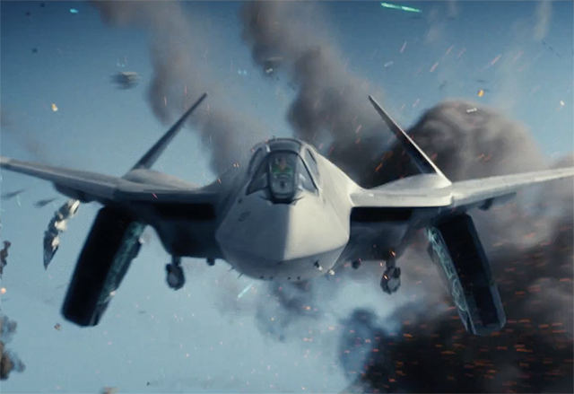 Knuckle Up for This Independence Day: Resurgence Dog Fight Clip