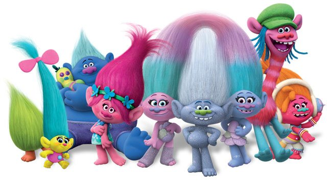 Trolls Movie Go Behind The Scenes Of Animated Film