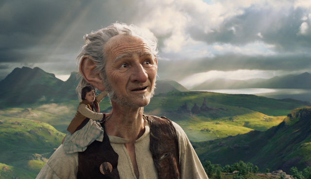 Interview: Spielberg, Rylance, Barnhill and Wilton on The BFG