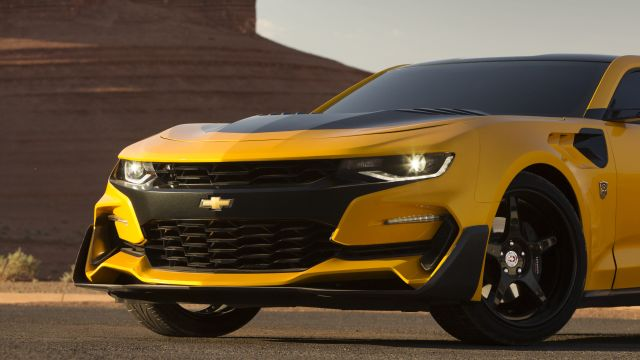 Bumblebee Gets an Upgrade for Transformers: The Last Knight!