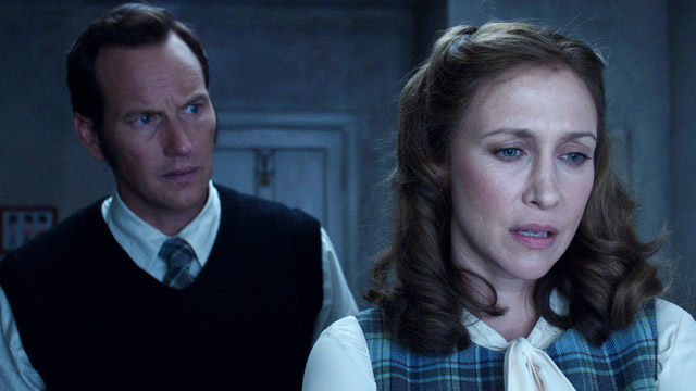 CS sits down with The Conjuring 2 cast.
