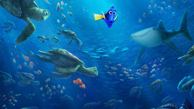 Sit down with Finding Dory cast and crew for a look inside this Friday's long awaited animated sequel.