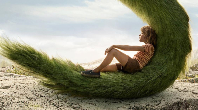 David Lowery is the director of the new Pete's Dragon movie.