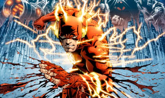 Grant Gustin Reveals the Title for The Flash Season 3 Premiere