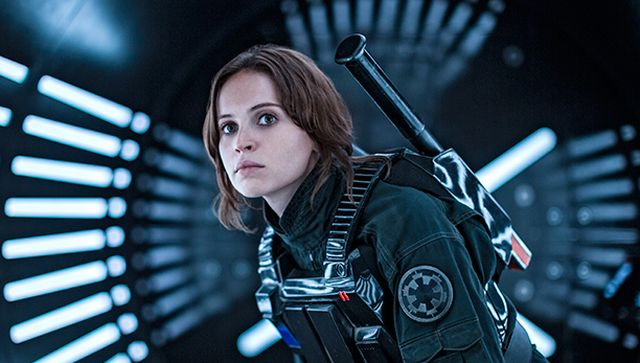 Rogue One Photos and Darth Vader Details Revealed!