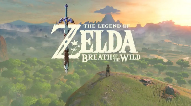 The Legend of Zelda: Breath of the Wild: