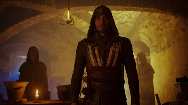 Serve the Light with New Assassin's Creed Images
