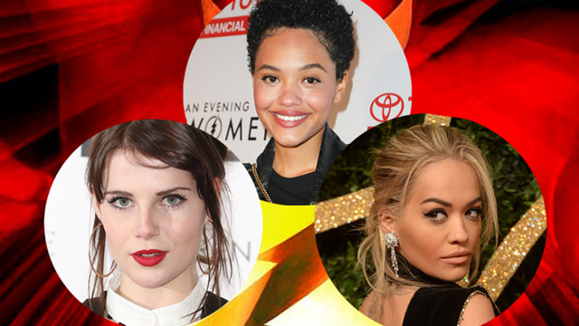 Is one of these women the Flash female lead?