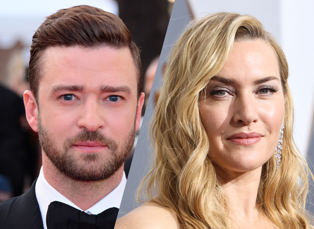 Justin Timberlake, Kate Winslet & More Join Woody Allen's Latest