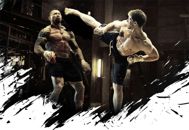 New Kickboxer Vengeance Poster Will High Kick You in the Face