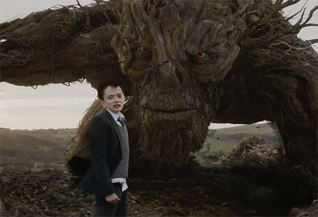 New A Monster Calls Trailer Reveals Liam Neeson's Creature