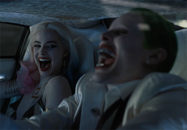 Harley Quinn Suicide Squad Promo Gives You the Giggles