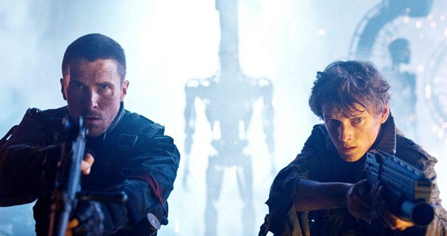 Anton Yelchin Movies: Terminator Salvation (2009)