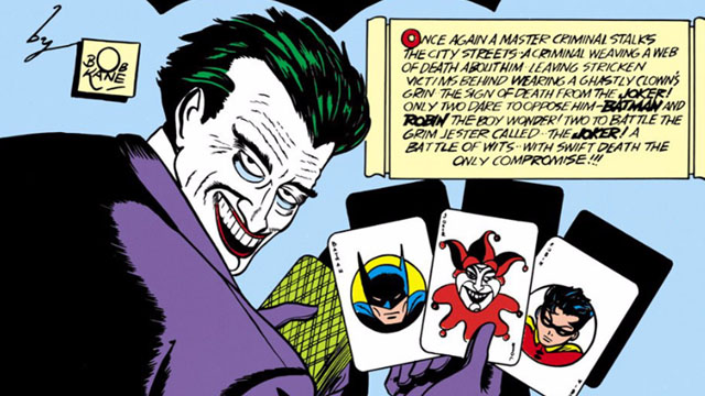 The first on our Joker comics list is the character's first appearance in Batman 1.