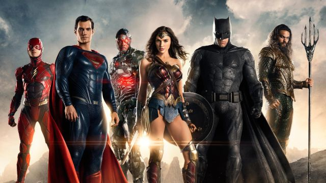 Justice League Filming Wraps in London
