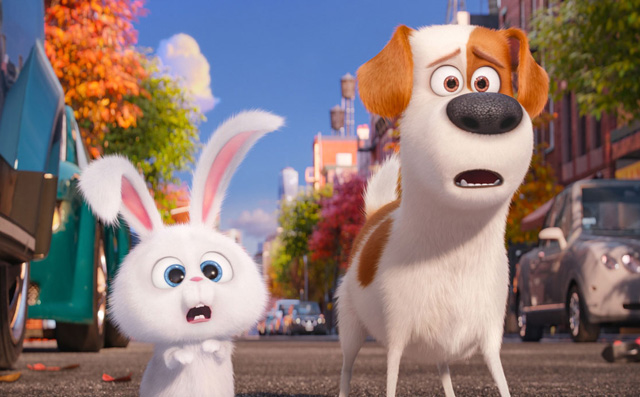 The Secret Life of Pets Opens to a Big $103.2 Million