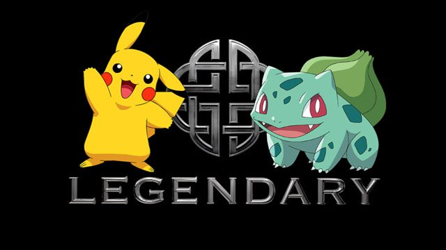 Legendary may be planning a Pokemon movie!