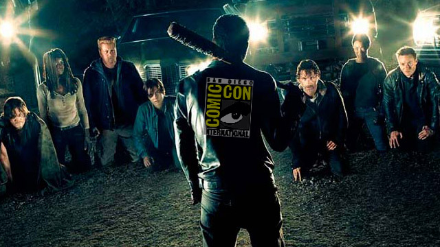 AMC's The Walking Dead panel takes over Comic-Con for a look at what's to come in season seven.