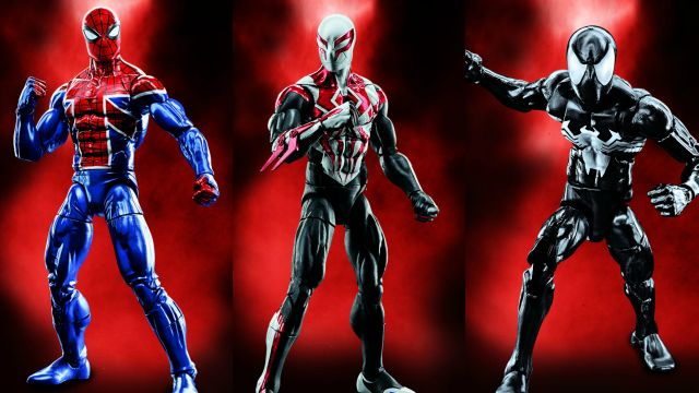 New Marvel Legends Figures and More Revealed by Hasbro