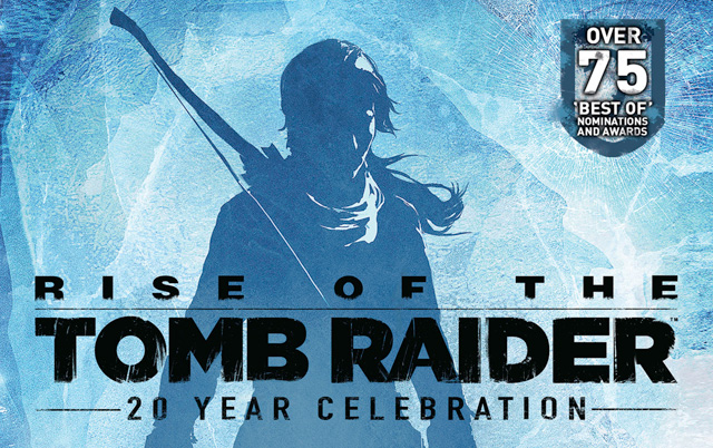 Blood Ties and Lara's Nightmare Trailer for Rise of the Tomb Raider