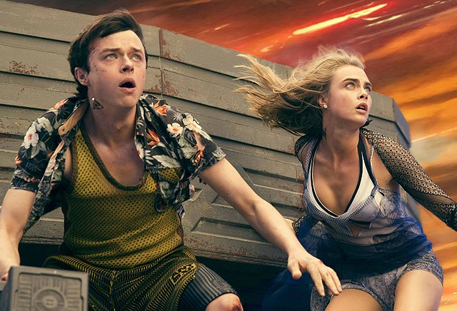 Resultado de imagen para valerian and the city