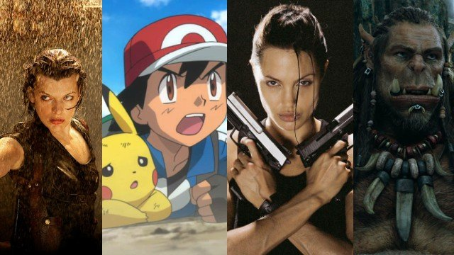 Video game movies box office ranked - Classement film box office ...