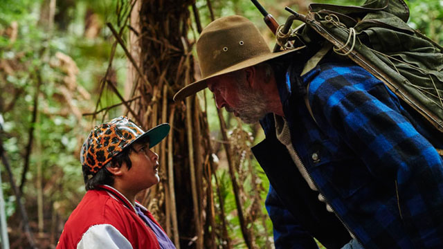 Taika Waititi writes and directs Hunt for the Wilderpeople.