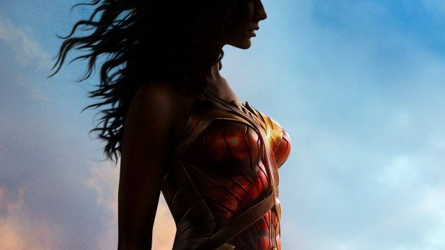 Power, Grace, Wisdom, the Wonder Woman Poster has it all!