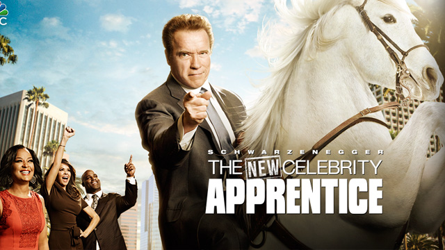 Check out a new Celebrity Apprentice spot that introduces the show's new host, actor and former Governor of California Arnold Schwarzenegger.