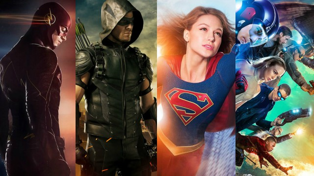 Stephen Amell teases 'Arrow,' 'Flash,' 'Supergirl,' 'Legends' crossover on Twitter