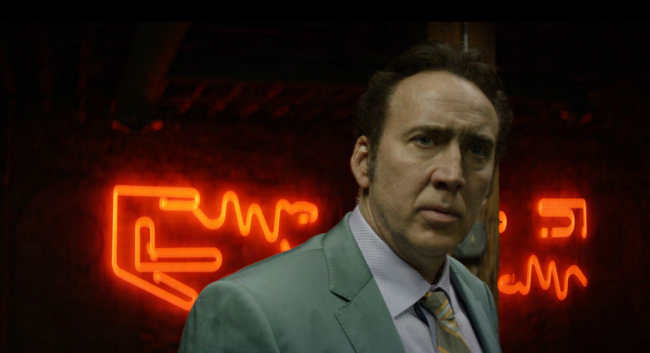 Watch Nicolas Cage Get Nasty in this Dog Eat Dog Clip