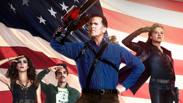 Ash vs Evil Dead season two has released a new preview video.