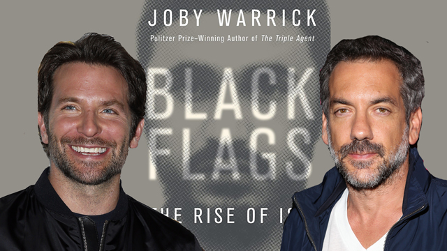 Blag Flags: The Rise of ISIS is getting an HBO adaptation.