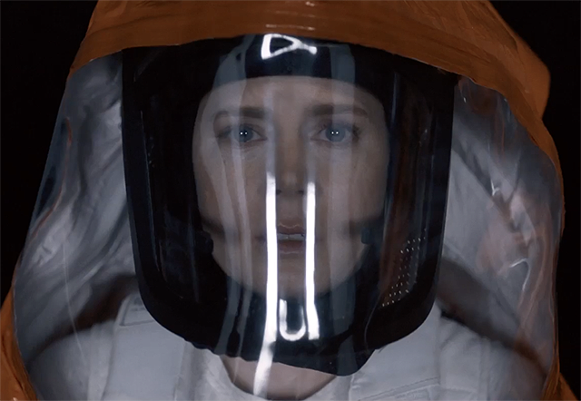 The Arrival Teaser Trailer: Amy Adams Speaks to Aliens