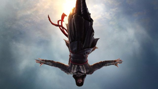 Take the Leap of Faith in Two Assassin's Creed Clips