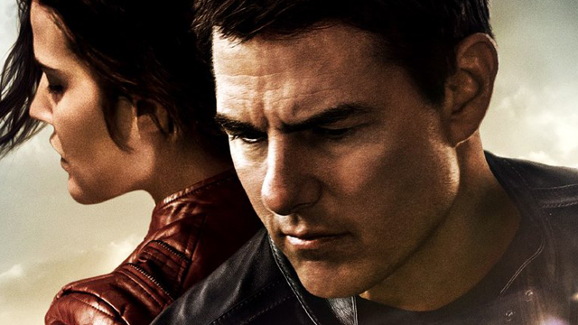 A New Jack Reacher: Never Go Back Poster Features Cruise and Smulders