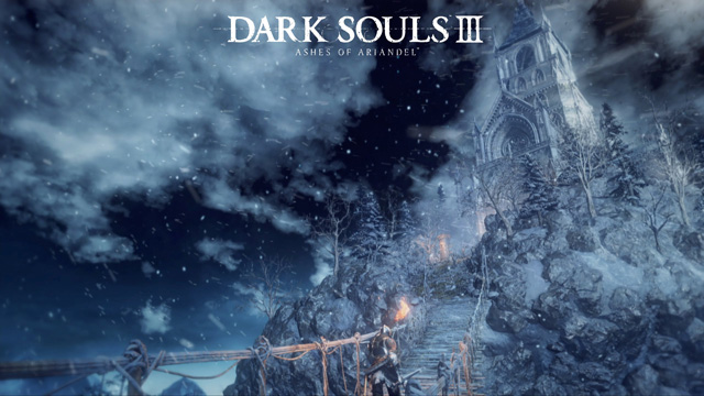 NEW DARK SOULS 3 Ashes of Ariandel DLC Trailer