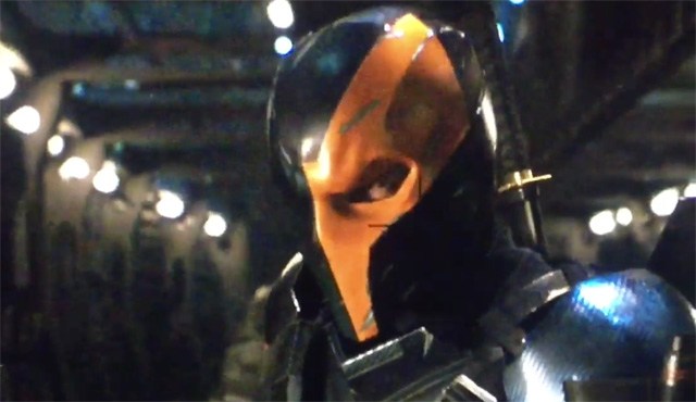 Zack Snyder Teases a Deathstroke Scene from Justice League